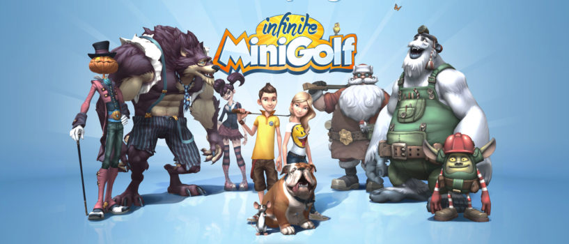 Infinite Minigolf Heading to an eShop Near You