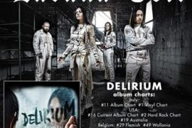 "LACUNA COIL Join Epica On The ""Ultimate Principal"" North American Tour"