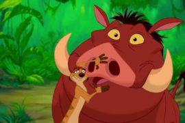 Seth Rogan and Billy Eichner to Voice Lion King Duo Timon and Pumbaa