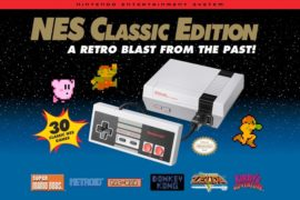 Best Buy to Sell Remaining NES Classic Stock Today