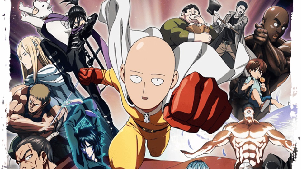 One-Punch Man Season 1 Review