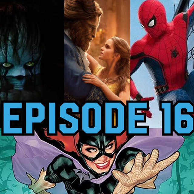 Super Powered Fancast #16: First Year Anniversary Giggle Fest 2017 with A Little News Thrown In