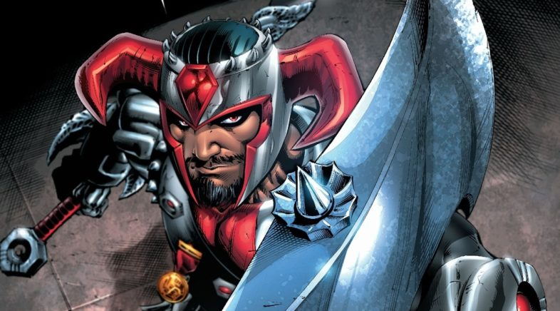 Ciara Hinds Gives First Details About Justice League Villain: Steppenwolf