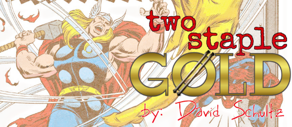 Two Staple Gold: Thor #391