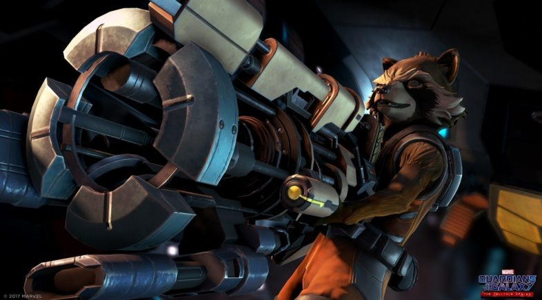 We Play Guardians of the Galaxy: The Telltale Series, Episode 1