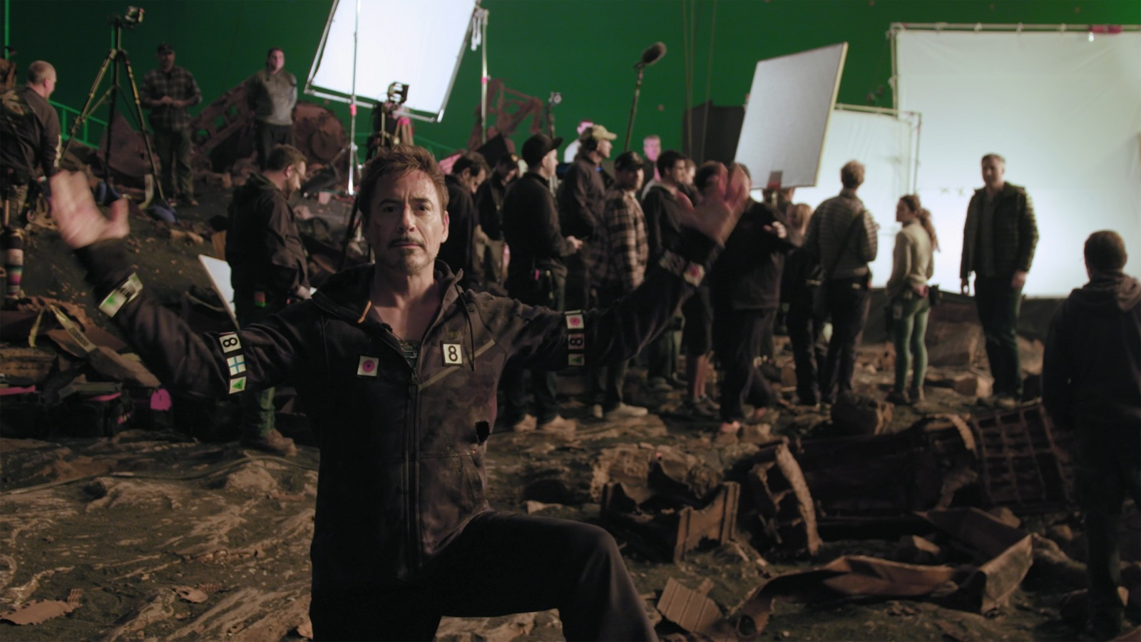 Win a Trip to the Avengers Set from Robert Downey Jr and Omaze