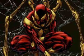 Could Tom Holland Become Iron Spider in Infinity War?