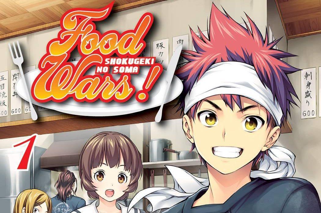 Food Wars Co-Creator Yuto Tsukuda Attending Anime Expo 2017