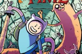 Adventure Time #64 REVIEW