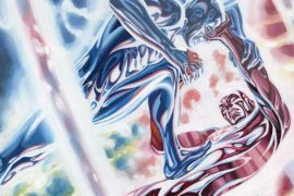 The Fall and Rise of Captain Atom #5 Review