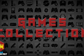 Games Podcast 275 | Game Collection Interview