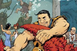 The Flintstones #11 REVIEW