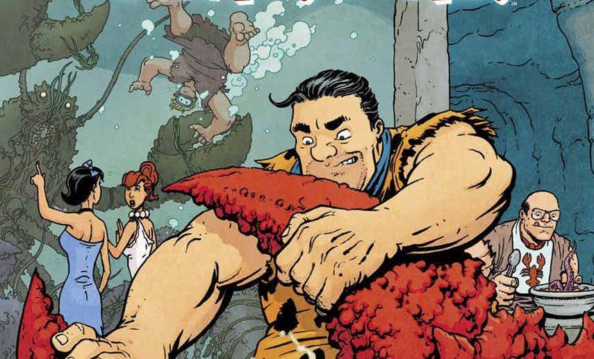 The Flintstones #11 REVIEW