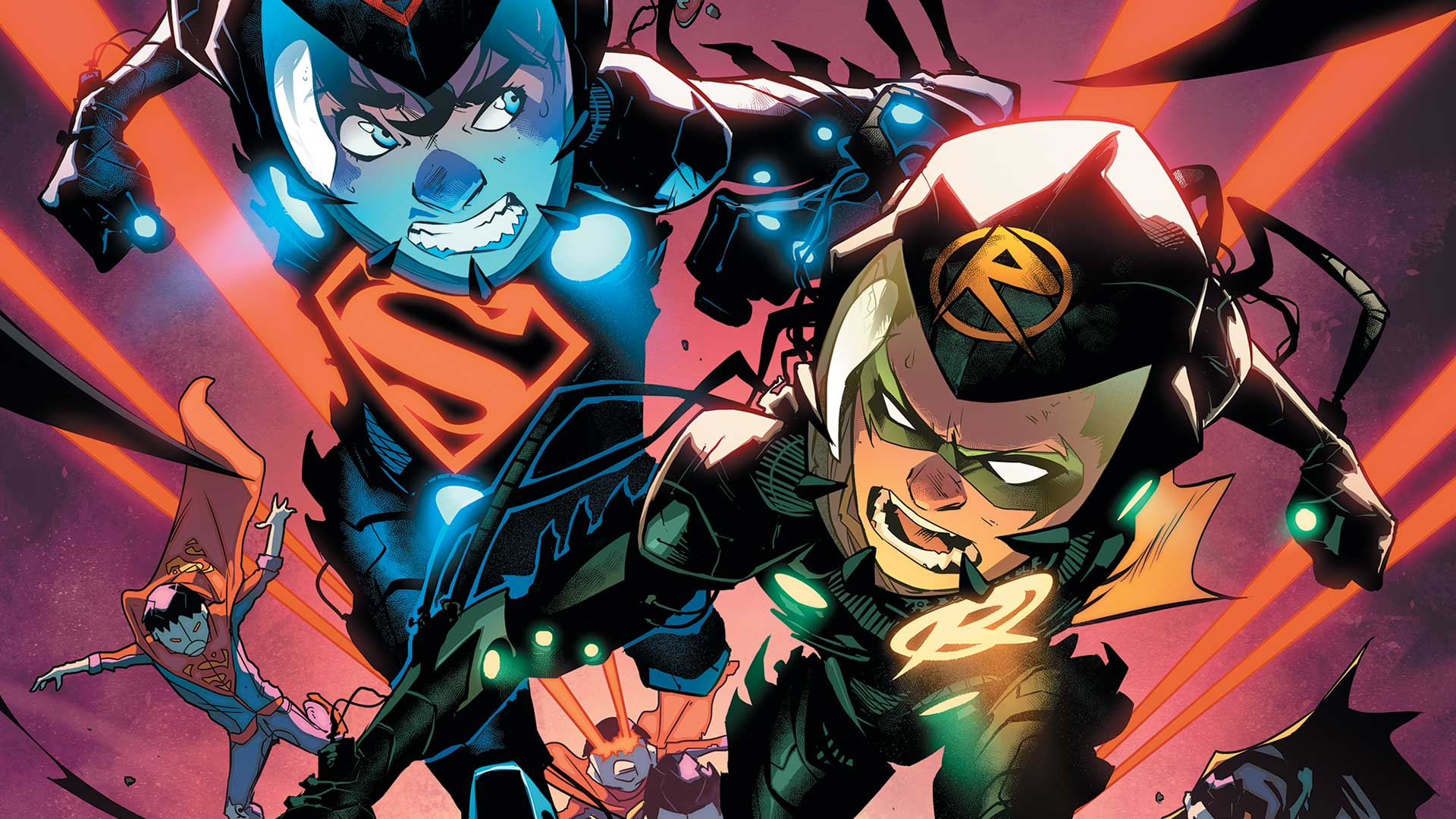 Super Sons #4 Review