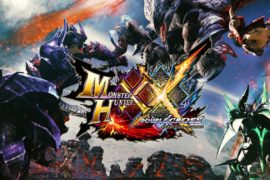 Capcom Announces Monster Hunter XX for Switch