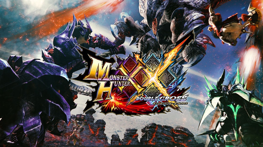 Capcom Announces Monster Hunter XX for Switch