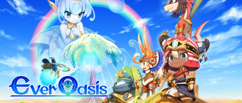 New Trailer for Ever Oasis Shows Off Unique Gameplay