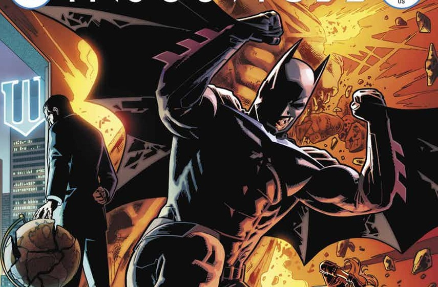 Injustice 2 #1 Review