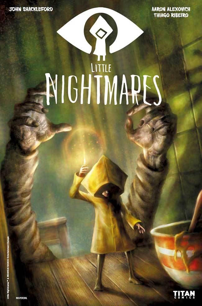 Little Nightmares #1 Review