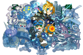 Mighty Gunvolt Burst and Azure Striker Gunvolt Coming to Switch and 3DS