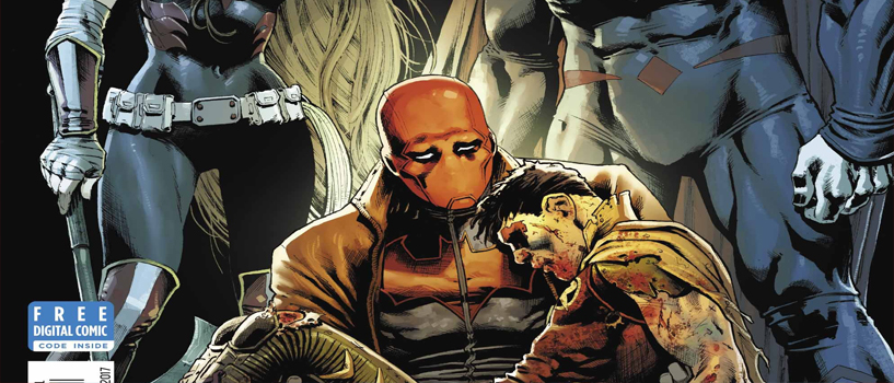 Red Hood and the Outlaws #10 Review