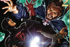 SECRET EMPIRE #2 REVIEW
