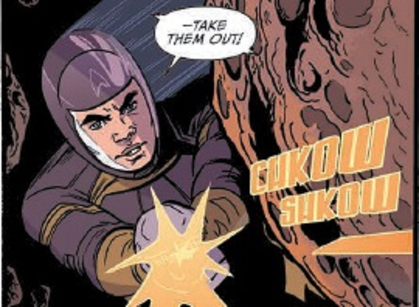 Star Trek: Boldly Go #8 Review