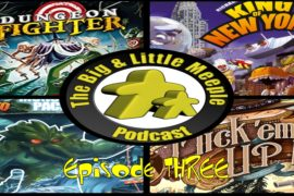 WTG18 – The Big & Little Meeple Podcast episode 3 : King of New York and Dexterity Games