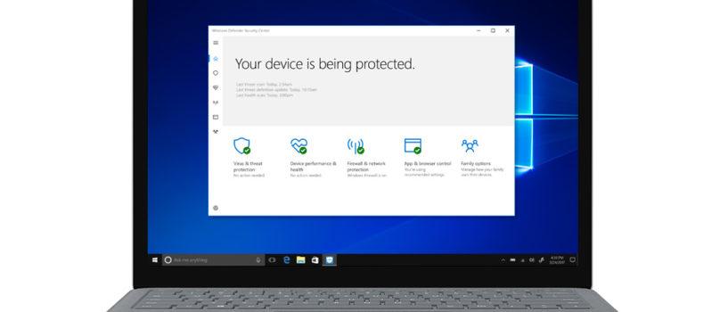 Finally: Windows 10 S