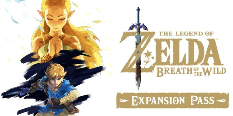 Nintendo reveals the first DLC Pack for The Legend of Zelda: Breath of the Wild