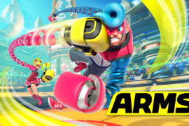 Nintendo's ARMS Trailer Shows Off Character Design and New Moves