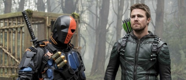 "Arrow 5X23 ""Lian Yu"" REVIEW"