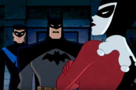 EW has the First Trailer for Batman and Harley Quinn Animated Feature