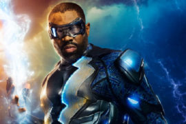 Meet The Pierce Family – Black Lightning Cast Interviews from SDCC