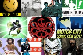 Jake and Tom Conquer the World #50: Jake and Tom Conquer the Motor City Comic Con, 2017