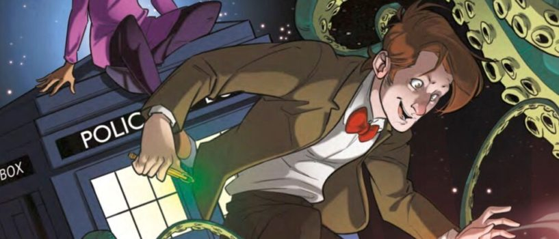 Doctor Who The Eleventh Doctor Year Three #5 REVIEW