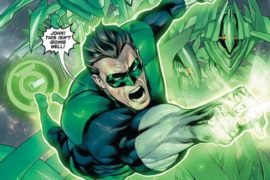Hal Jordan and the Green Lantern Corps #20 Review