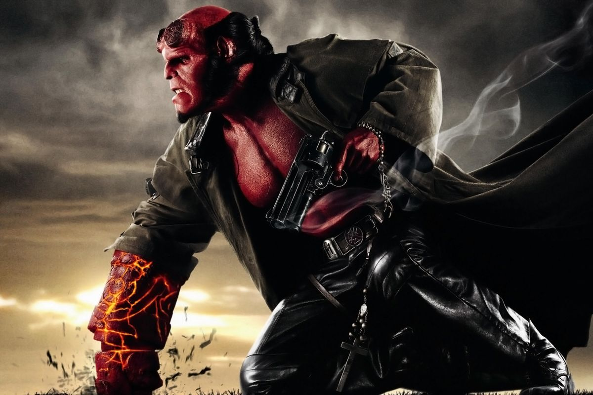 R Rated Hellboy Reboot Confirmed