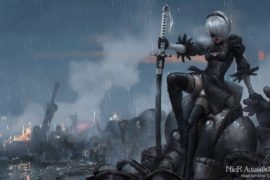Why Nier: Automata Epitomizes Video Games as an Art Form