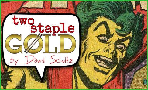 Two Staple Gold: J.L.A. #70