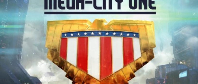 Judge Dredd Series 'Mega City One' In Development