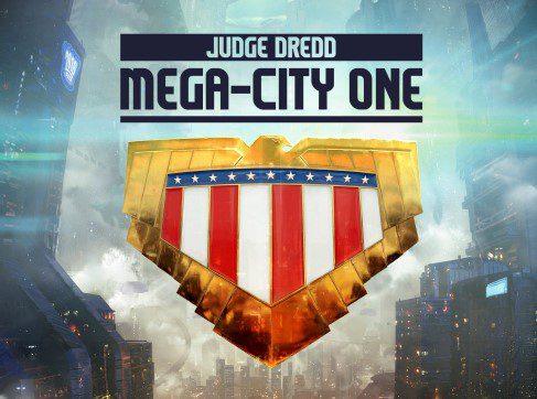 Judge Dredd Series 'Mega City One' In Development