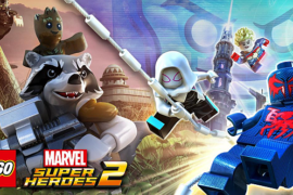 Lego Marvel Superheroes 2 Announcement Trailer