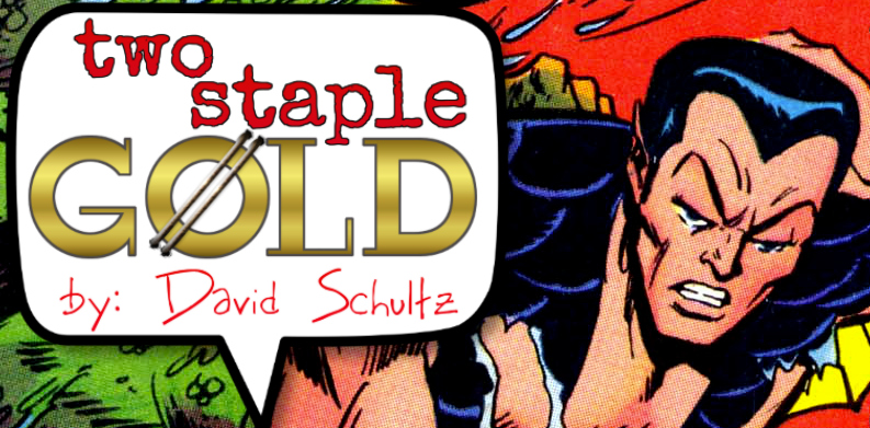 Two Staple Gold: Savage Sub-Mariner #72