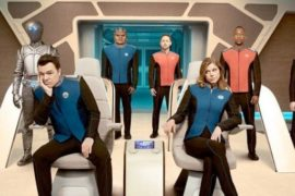 A New Member of the Crew Boards The Orville for Season 2