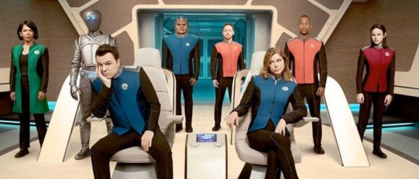 Check Out the Trailer for Seth MacFarlane's New Sci-Fi Comedy The Orville