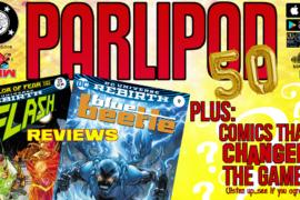 Parlipod #50: The Big 5-0