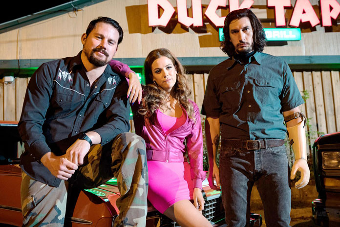 An All-Star Cast Assembles for Soderbergh's Logan Lucky