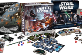 Game Night: Fantasy Flight Games does Star Wars right!