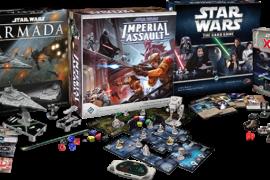Game Night: Fantasy Flight Games does Star Wars right!